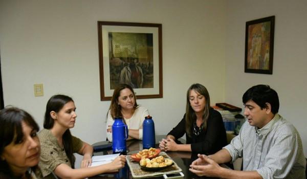 El Intendente Joaquín Losada firmó un Convenio de Colaboración con la Facultad de Humanidades y Ciencias Sociales de la UNaM