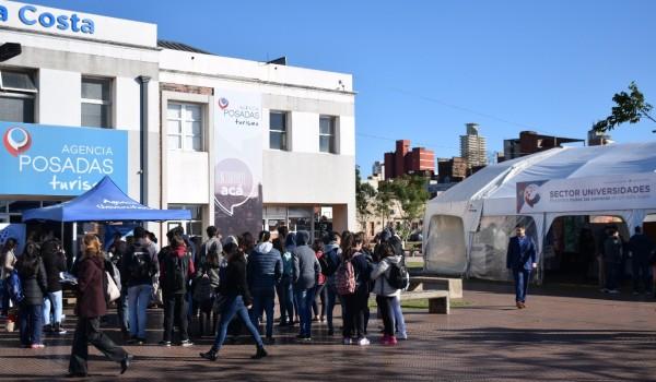 Comenzó la 2da Expo Posadas Ciudad Universitaria
