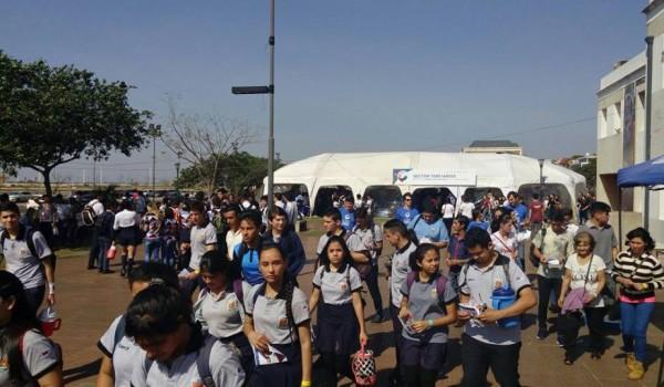 La 2da Expo Posadas Ciudad Universitaria contó con la visita de más de 8 mil estudiantes