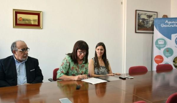 La Municipalidad de Posadas firmó un Convenio Marco con la Universidad Gastón Dachary
