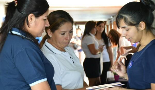 Se realizó una jornada de promoción de carreras para agentes municipales