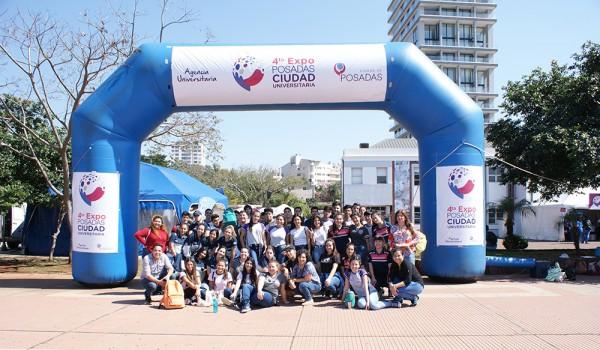 Con la visita de miles de estudiantes, se realizó otra jornada de la Expo