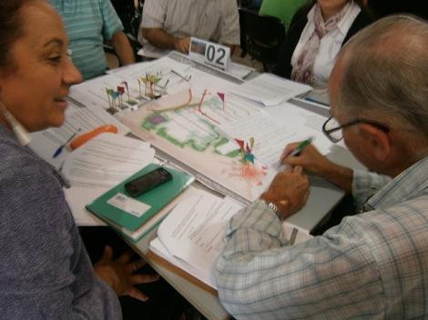 Taller con Equipos Técnicos Municipales