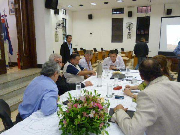 Concejales se informaron sobre avances del Plan Urbano Ambiental