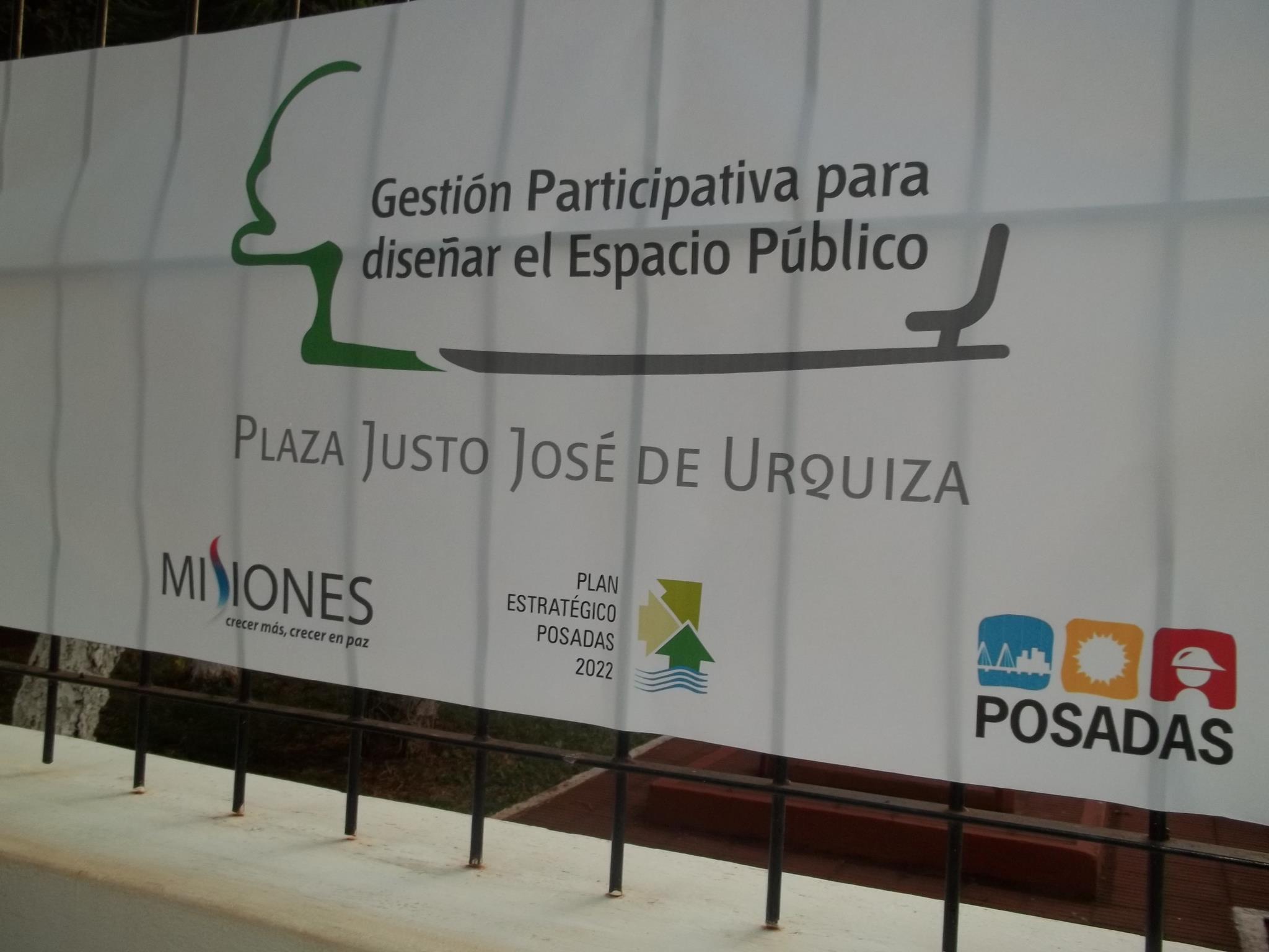 Etapas Plaza Justo José de Urquiza