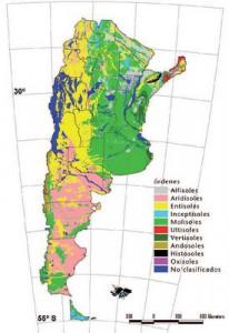 mapa suelos INTA