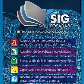 La Municipalidad puso en marcha un Sistema de Información Geográfica de Posadas