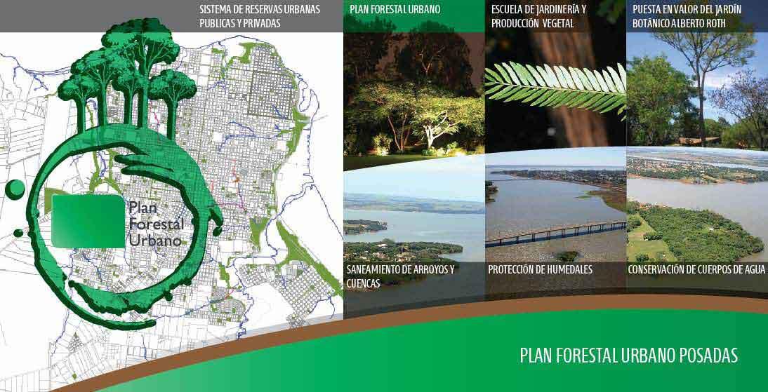 Plan Forestal urbano – Ordenanza N°3308/13