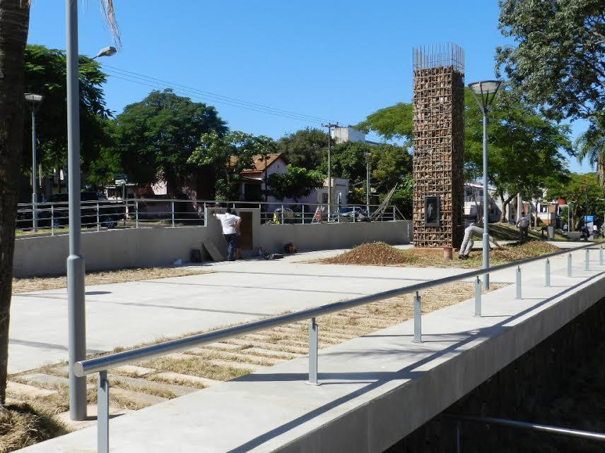 La ciudad de Posadas ya cuenta con su monumento en homenaje a la Memoria, la Verdad y la Justicia
