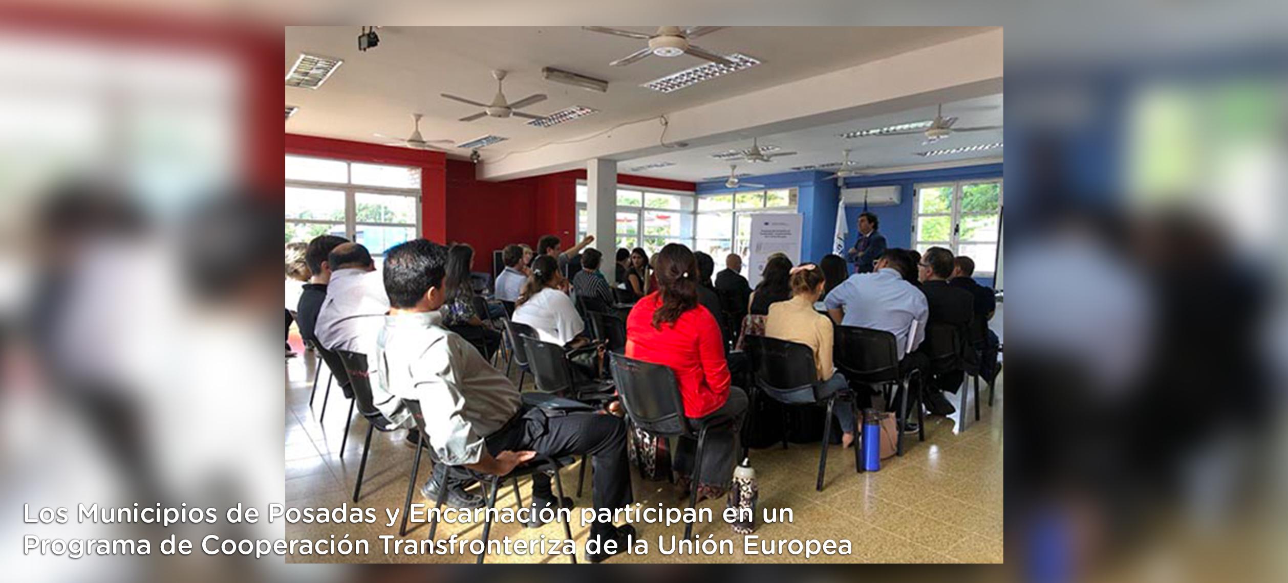 Formación en Cooperación Transfronteriza, desafío puesto en marcha 02