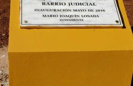 Plaza Barrio Judicial