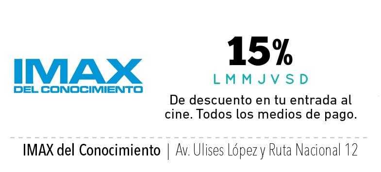 IMAX del Conocimiento