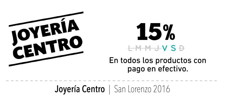 Joyería Centro