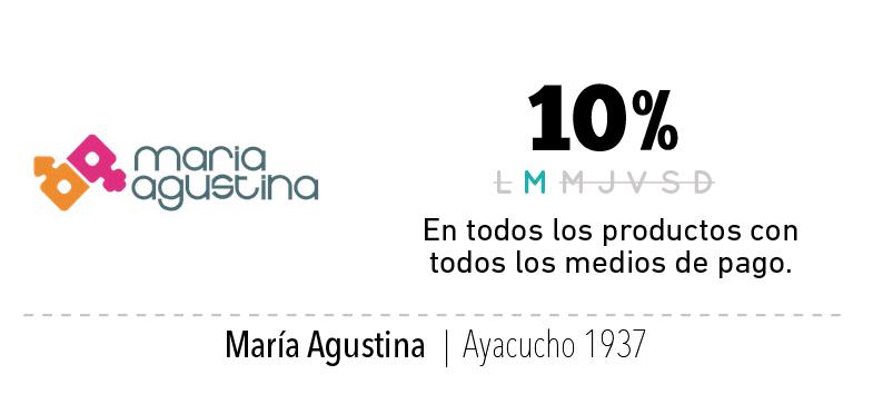 María Agustina
