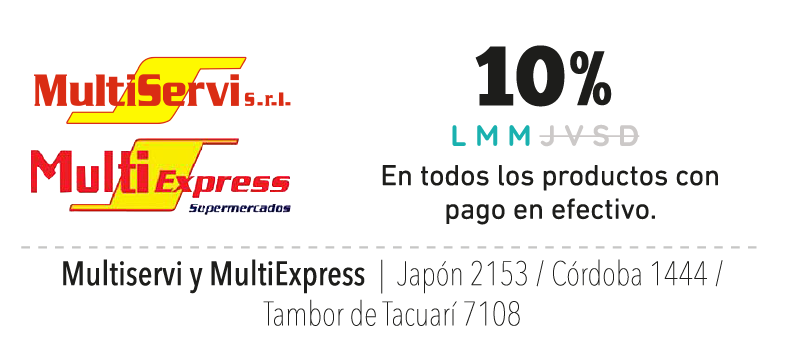 MultiServi y MultiExpress