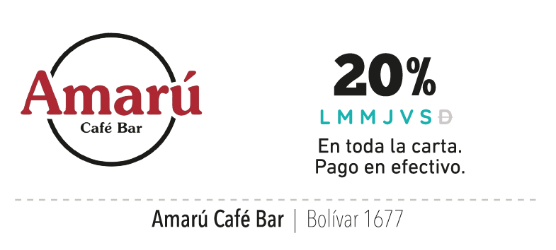 Amarú Café Bar
