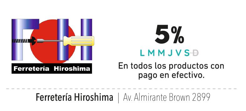 Ferretería y Pinturería Hiroshima
